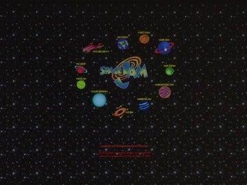 Frame 43.749752 de: Space Jam, Salvar al soldado Ryan, Jurassic Park... las webs intactas de películas de los 90 de las que nadie se acuerda