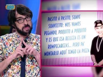 Quique Peinado analiza 'Despacito' de Luis Fonsi