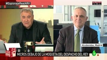 Manuel Cerdán, periodista de 'OK Diario'