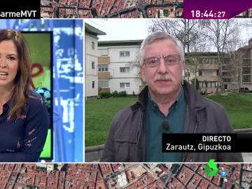 Gorka Landaburu, periodista y víctima de ETA