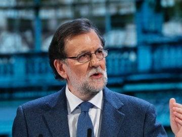Mariano Rajoy, presidente del Gobierno