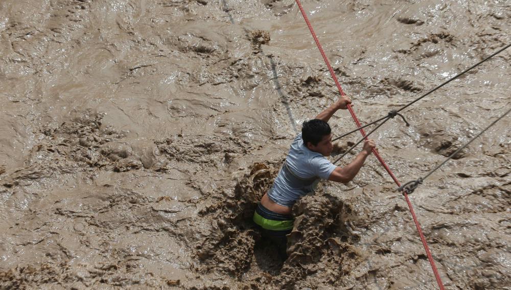 Rescates en Perú