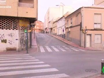 """Frame 9.139254 de: Molina de Segura, la sexta ciudad europea que consume más cocaína: """"Los conductores de camión vienen a comprar"""""""