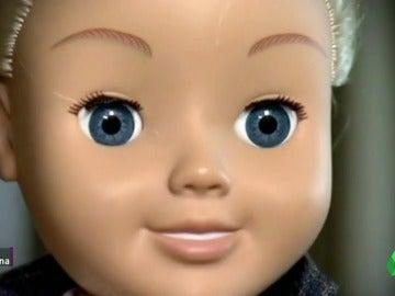 """Frame 35.985024 de: Cayla, una 'inocente' muñeca espía con la que un hacker podría hablar a distancia con tus hijos: """"Es siniestra"""""""