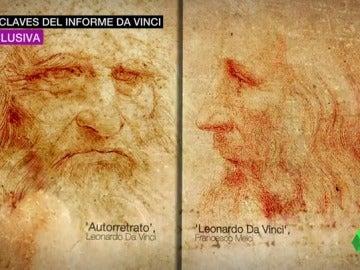 Frame 45.697621 de: EXCLUSIVA | Estas son las pruebas que mostrarían que el autorretrato de da Vinci no corresponde con su cara real