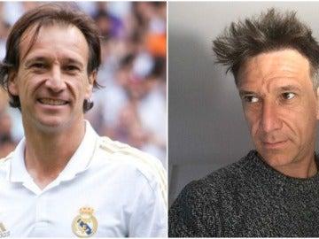 Alfonso Pérez, antes y después