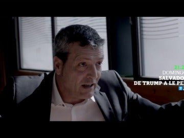 """Frame 9.006577 de: """"¿Qué es un socialista?"""", Édouard Martin cuestiona la estabilidad socialista este domingo en Salvados"""