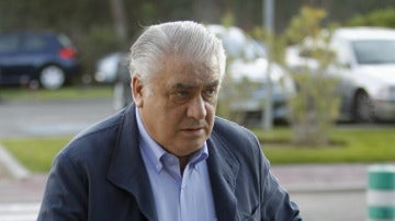 Lorenzo Sanz ex presidente del Real Madrid