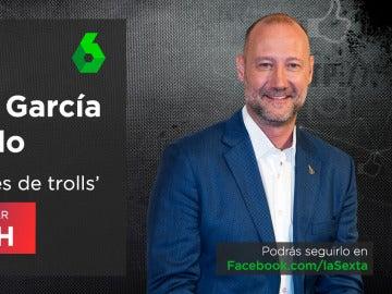 Facebook Live con Pedro García Aguado