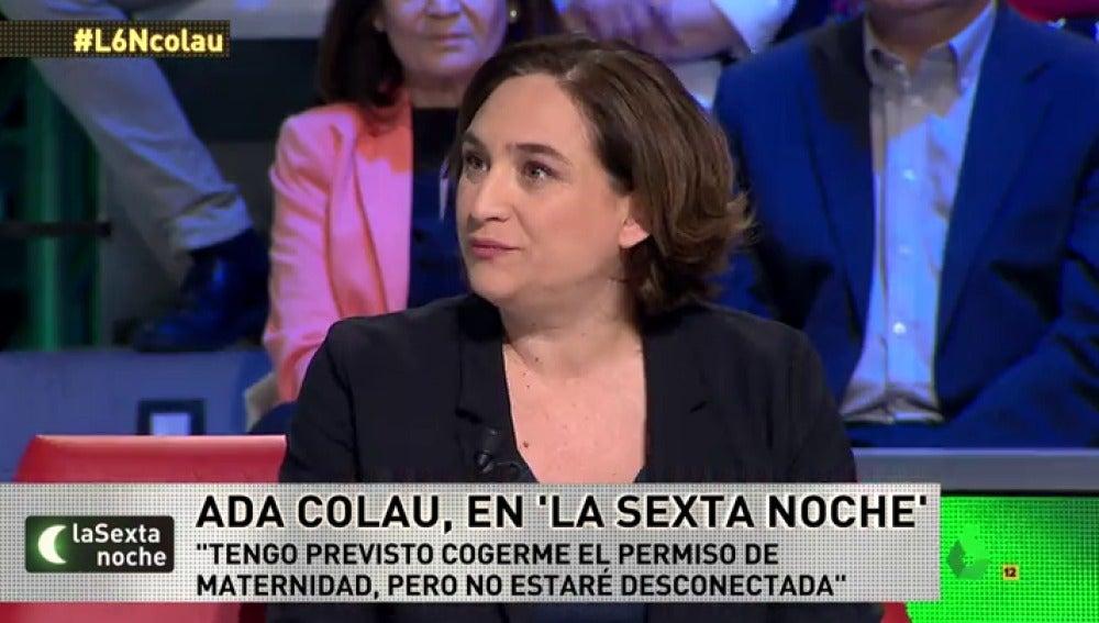 """Ada Colau: """"Hay que cambiar la regulación del alquiler para que no haya precios desorbitados"""""""