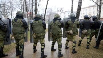 Más de un centenar de detenidos en una protesta en rechazo a la 'ley contra parásitos sociales' en Bielorrusia