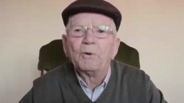 El mensaje de un anciano que te hará reflexionar