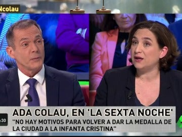 """Ada Colau: """"Lamentablemente las mujeres vivimos cotidianamente situaciones de acoso"""""""