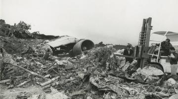 Se cumplen 40 años de la tragedia de Los Rodeos que dejó 583 muertos