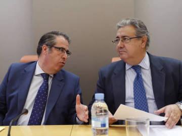 Gregorio Serrano y Juan Ignacio Zoido