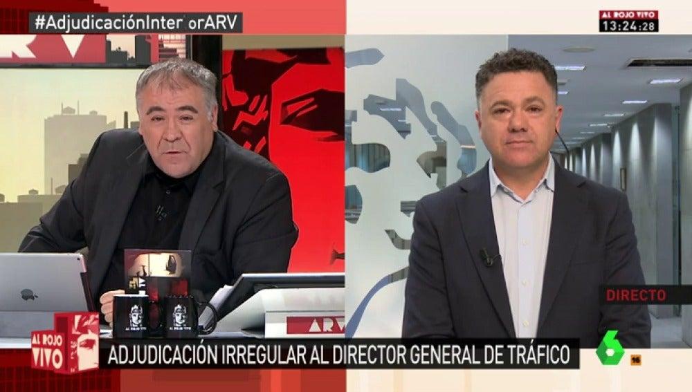 LA SEXTA TV   Temas de actualidad   Director general de Tráfico