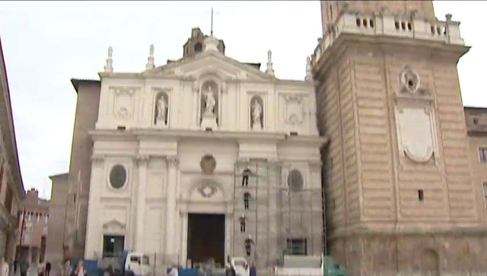 Frame 3.482722 de: El Ayuntamiento de Zaragoza pretende arrebatar a la Iglesia la titularidad de la catedral y del templo de la Magdalena