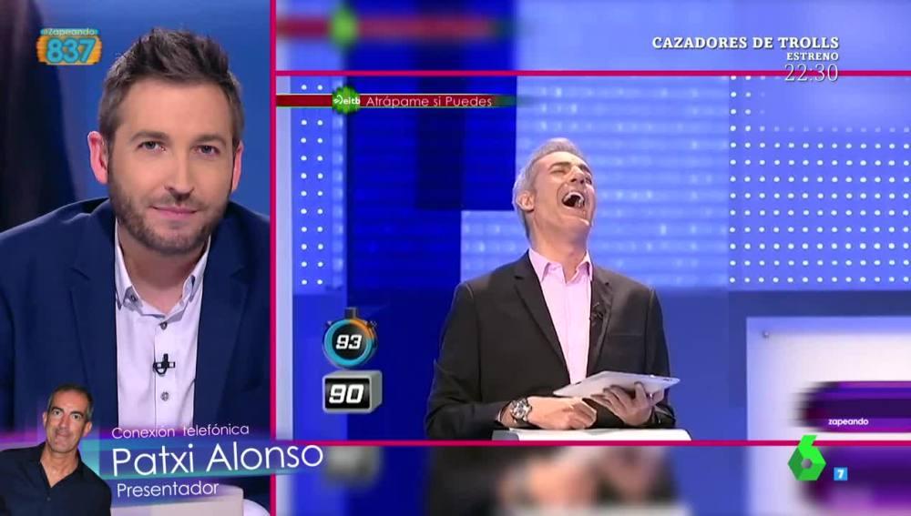Frank Blanco entrevista a Patxi Alonso