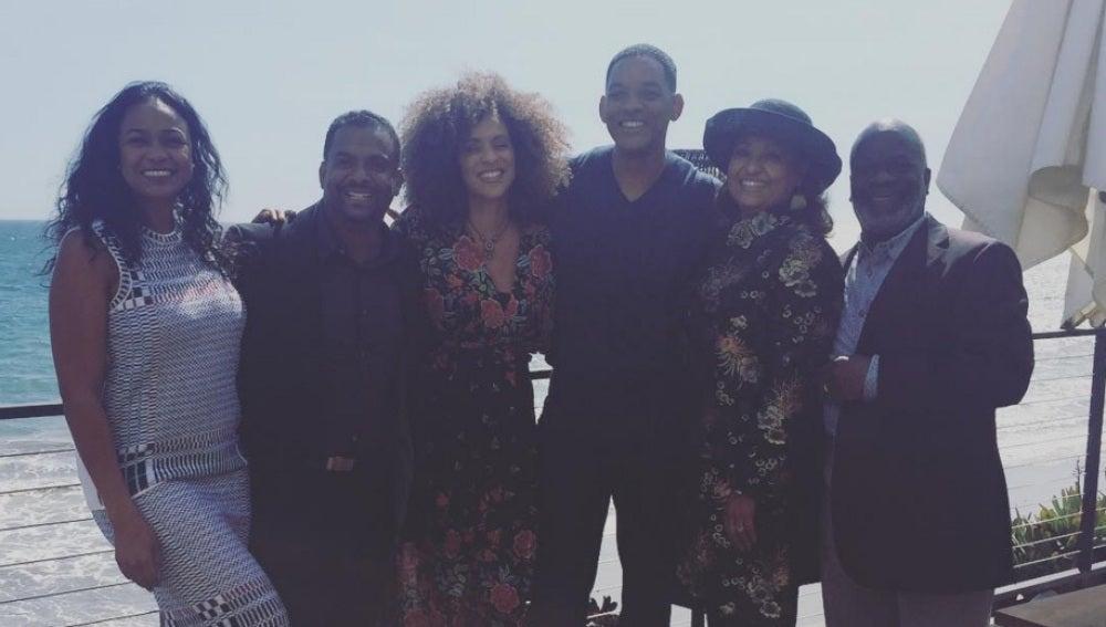 Reencuentro de los actores de 'El Príncipe de Bel-Air'
