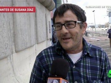 Simpatizantes de Susana Díaz