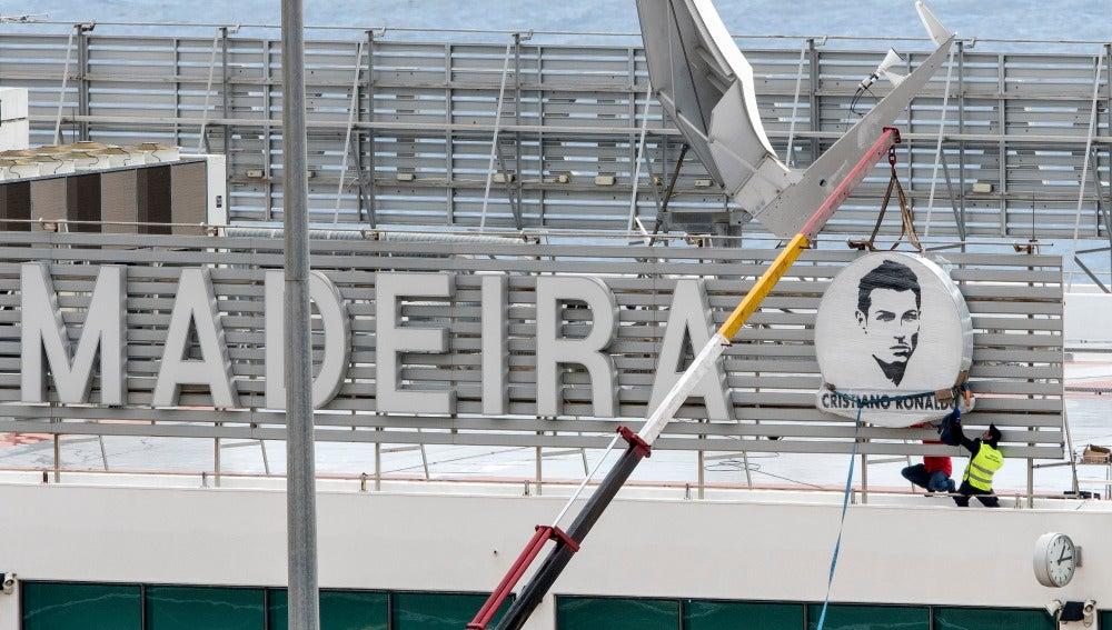 Aeropuerto de Madeira Cristiano Ronaldo