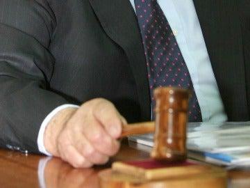 Imagen de archivo de un juez