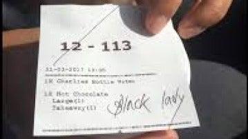 Ticket racismo