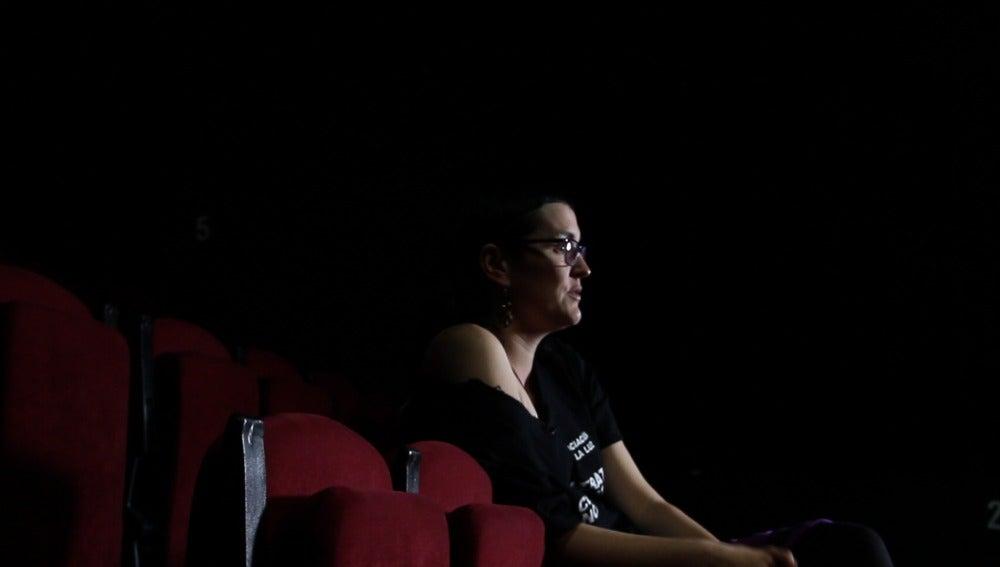Pamela Palenciano, autora del monólogo No solo duelen los golpes