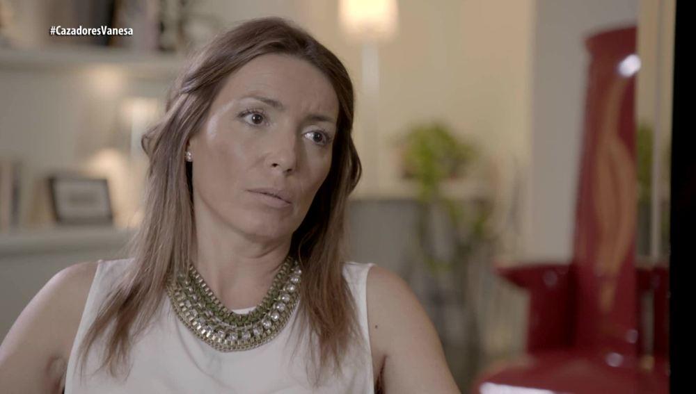 Ana Isabel G. Salegui, la psicóloga de Cazadores de Trolls