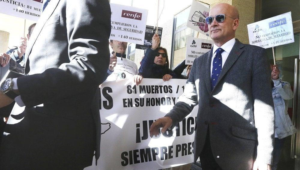 Andrés Cortabitarte, ex director de ADIF