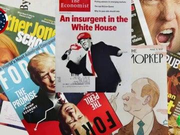 Portadas Donald Trump