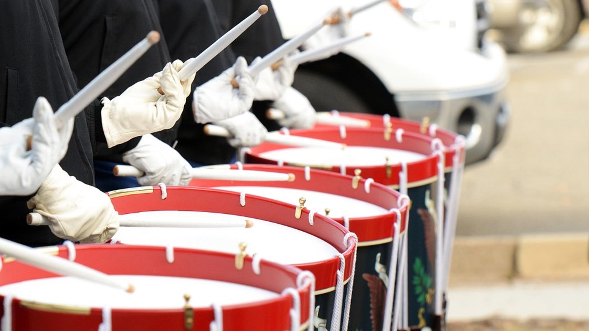 Música de tambores