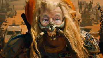 Montaje en el que vemos a Trump como personaje de 'Mad Max: Fury Road'.
