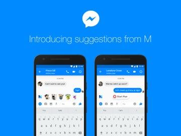 """""""M"""", el asistente inteligente de Facebook"""