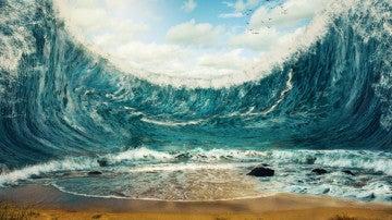 En la antigueedad los tsunamis se percibian como un retorno al caos primigenio