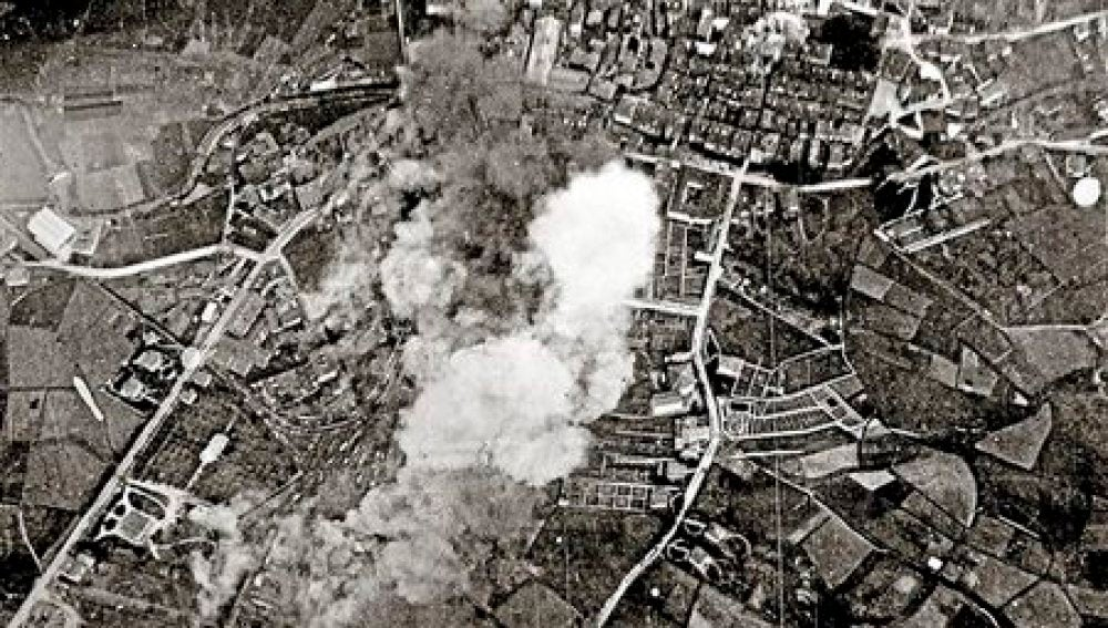 Bombardeo de Durango