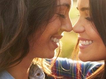 Una pareja de lesbianas