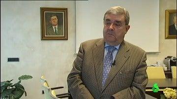 José Manuel Ayesa, expresidente de la Confederación de Empresario de Navarra, extorsionado por ETA