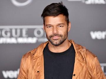 Ricky Martin en una foto de archivo