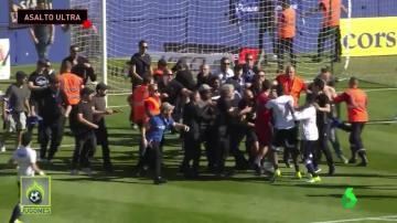 Violencia fútbol