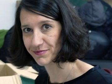 Carola Pérez, presidenta del Observatorio Español de Cannabis Medicinal