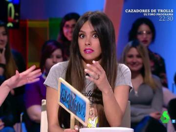 Cristina Pedroche, en Zapeando