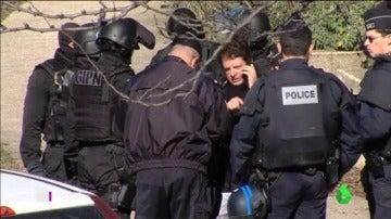 Frame 6.087341 de: detenidos francia