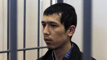 Abror Azímov, presunto organizador del atentado en San Petersburgo
