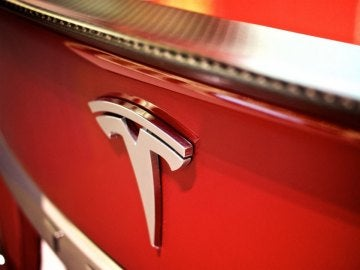 Logotipo de Tesla