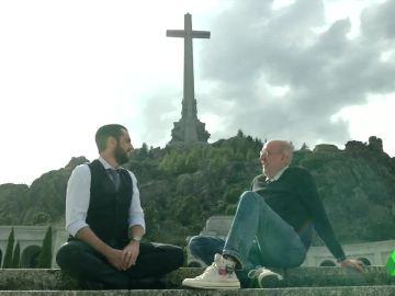 Dani Mateo y Fernando Castro Flórez