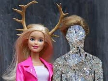 Barbie trofeo