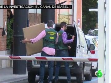Registro de instalaciones del Canal de Isabel II