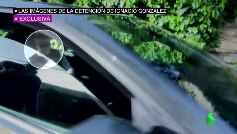 Detención de Ignacio González
