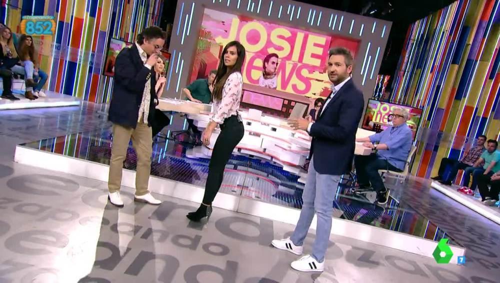 """Los trucos de Cristina Pedroche para  """"estar ideal"""" en sus fotos"""